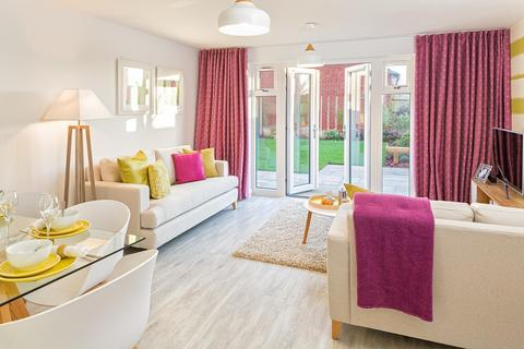 2 bedroom end of terrace house for sale - Wootton at St George's Gate St George's Way, Newport PO30