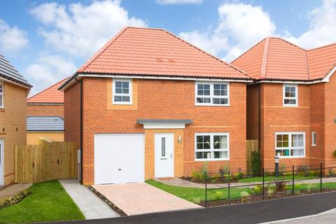 4 bedroom detached house for sale - Windermere at Torne Farm Bankwood Crescent, New Rossington DN11