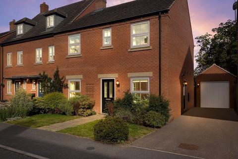 4 bedroom detached house for sale - John Clare Close, Oakham LE15 6GH