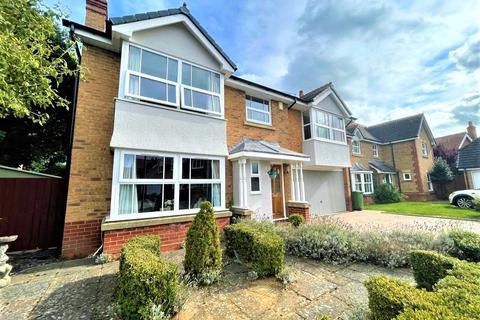 6 bedroom detached house for sale - Prince Henrys Close, Evesham, Worcestershire, WR11