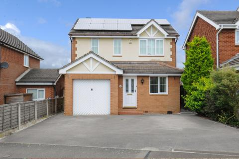 3 bedroom detached house for sale - Hambleton Avenue, North Wingfield, S42