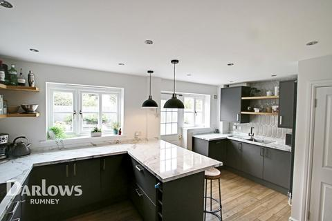 4 bedroom townhouse for sale - Ffordd Daniel Lewis, Cardiff