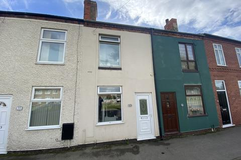 2 bedroom terraced house for sale - Langwith Road, Bolsover, Chesterfield, S44 6LY