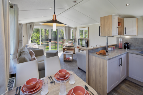 2 bedroom holiday lodge for sale - Willerby Manor  at Chesil Vista Holiday Group Chesil Vista Holiday Park, Portland Road DT4