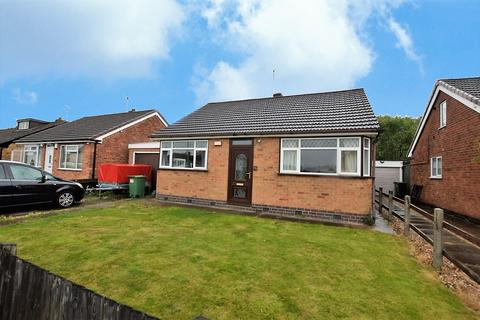 2 bedroom bungalow for sale - Brixham Drive, Wigston, Leicestershire