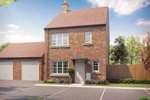 3 bedroom semi-detached house for sale - Plot 165, The Butterwick at Germany Beck, Bishopdale Way YO19