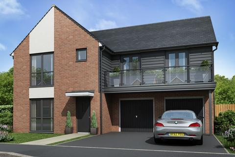 5 bedroom detached house for sale - Plot 233, The Turner at The Oaklands, Sir Bobby Robson Way, Tyne and Wear NE13