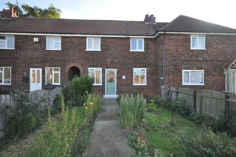 2 bedroom terraced house to rent - Curson Terrace, Cliffe, Selby