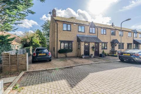 3 bedroom end of terrace house for sale - Leaside, Stoke Goldington