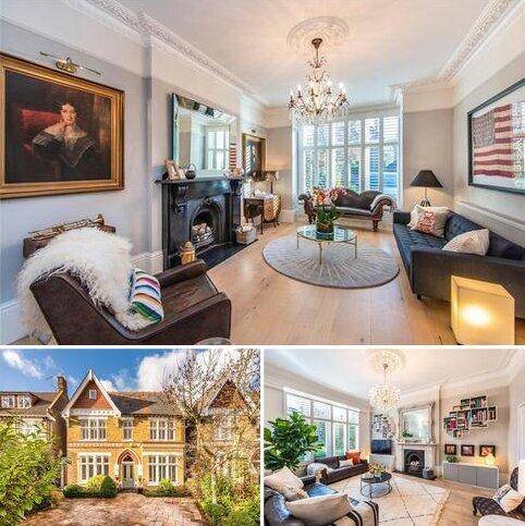5 bedroom detached house to rent - Woodville Road, Ealing Broadway, London, W5