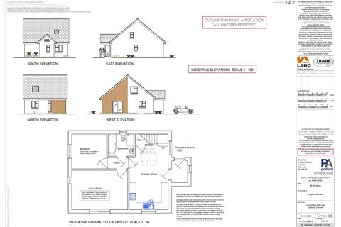 3 bedroom property with land for sale - Liskeard