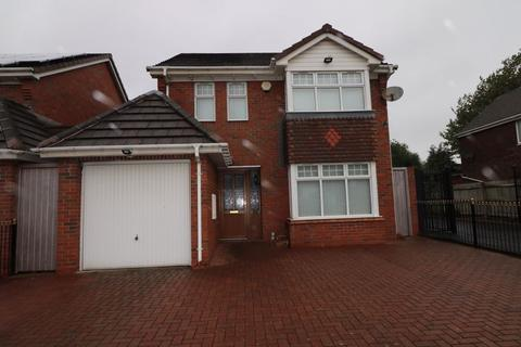 4 bedroom detached house to rent - Jervoise Street, West Bromwich