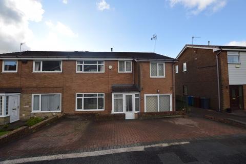 4 bedroom semi-detached house for sale - Lobden Crescent, Rochdale OL12 8PU