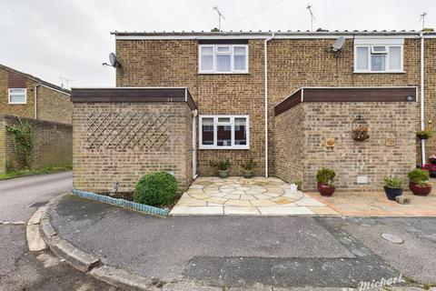 2 bedroom end of terrace house for sale - Orchard Close, Aylesbury