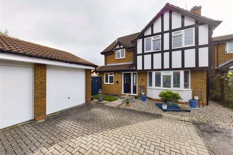 4 bedroom detached house for sale - Bilberry Close, Abbeymead, Gloucester