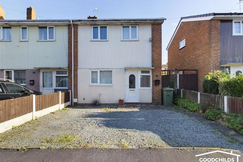 3 bedroom semi-detached house for sale - Ashbourne Road, Walsall