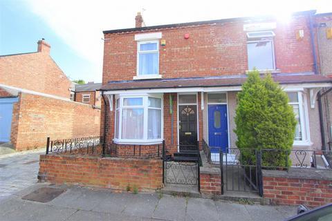 2 bedroom end of terrace house to rent - Hamsterley Street, Darlington