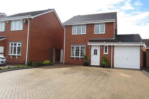 3 bedroom detached house to rent - Humber Avenue, Walmley B76 1YX