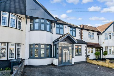 5 bedroom end of terrace house for sale - Clifford Avenue, Clayhall, Ilford, Essex