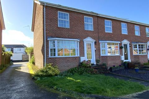 3 bedroom end of terrace house for sale - Stonebridge Close, Marlborough, Wiltshire, SN8