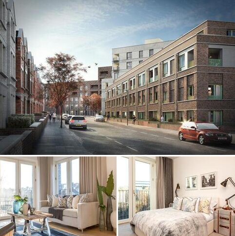 2 bedroom flat for sale - St Johns Way SO at St Johns Way, St Johns Hill SW11