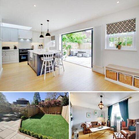 3 bedroom terraced house for sale - Cedar Terrace Road, Sevenoaks, Kent, TN13