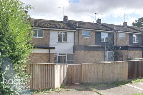3 bedroom terraced house for sale - Jarman Close, Bury St Edmunds