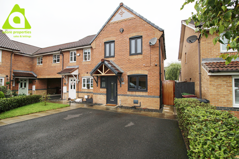 3 bedroom semi-detached house for sale - Madison Park, Westhoughton, BL5 3WA