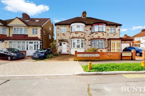 3 bedroom semi-detached house for sale - College Road, Wembley, United Kingdom, HA9 8RN