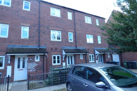 4 bedroom terraced house to rent - Congreve Way, Stratford-upon-Avon
