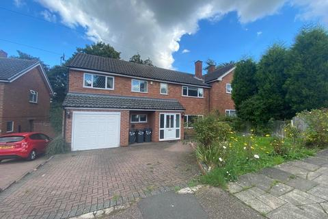 4 bedroom detached house to rent - Harcourt Drive, Sutton Coldfield