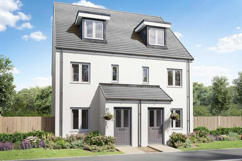 3 bedroom terraced house for sale - Plot 366, The Souter at Trevethan Meadows, Carlton Way PL14
