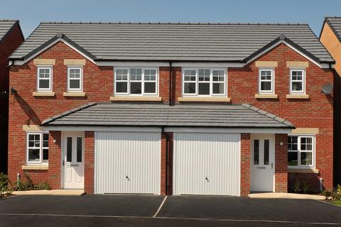 3 bedroom semi-detached house for sale - Plot 298, The Rufford at Scholars Green, Boughton Green Road NN2