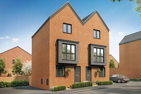 3 bedroom semi-detached house for sale - Plot 800, The Greyfrairs at St Edeyrns Village, Church Road, Old St. Mellons CF3