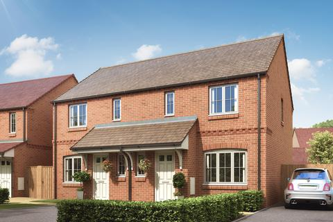 3 bedroom end of terrace house for sale - Plot 109, The Hanbury at Woodland Valley, Desborough Road NN14