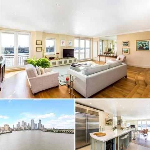2 bedroom apartment for sale - Keepier Wharf, 12 Narrow Street, Limehouse, London, E14