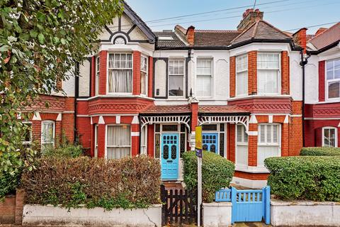 3 bedroom terraced house for sale - Chasefield Road, London, SW17