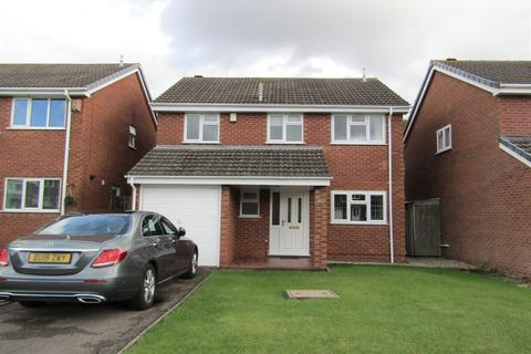 4 bedroom detached house to rent - Tamar Drive, Walmley