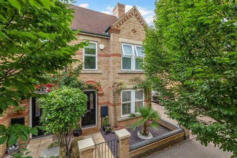 4 bedroom semi-detached house for sale - Bronte Avenue, Fairfield, Hitchin, Herts SG5 4FB