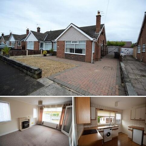 2 bedroom semi-detached bungalow to rent - Winchester Drive, Poulton-le-Fylde