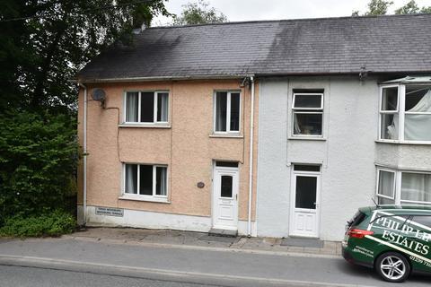 3 bedroom end of terrace house for sale - 4 Woodburn Terrace, Newcastle Emlyn