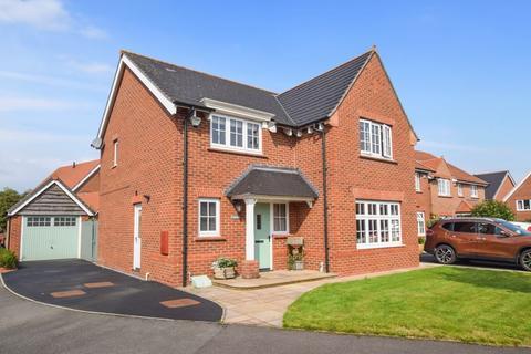 4 bedroom detached house for sale - Dorothea Crescent, Widnes