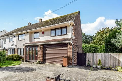 4 bedroom semi-detached house for sale - Duchess of Kent Drive, Lords Wood, Chatham, ME5
