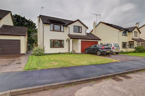 4 bedroom detached house for sale - Drakes Meadow, Cheriton Fitzpaine