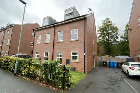 4 bedroom house to rent - Besford Close, Fallowfield, Manchester, M14