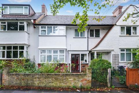 3 bedroom terraced house for sale - Park Drive, Chiswick , London, W3
