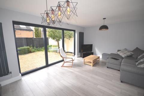 2 bedroom end of terrace house to rent - South Tenth Street, Milton Keynes MK9