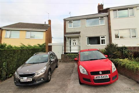 3 bedroom semi-detached house for sale - Hadfield Close, Connah's Quay, Deeside