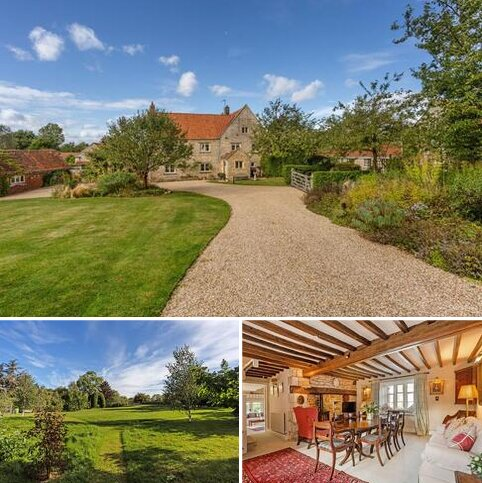 6 bedroom character property for sale - Little Humby, Grantham, Lincolnshire, NG33