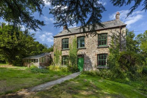 4 bedroom property with land for sale - Exbourne, Okehampton
